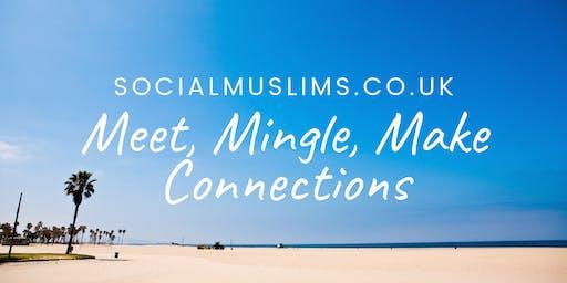 Meet, Mingle, Make Muslim Connections