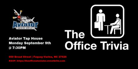 The Office Trivia at Aviator Tap House tickets