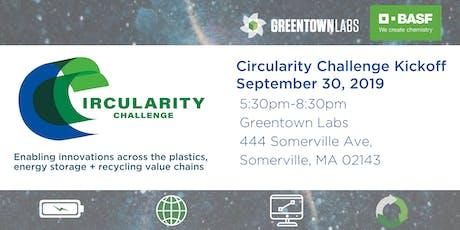 Greentown Labs Circularity Challenge Kickoff biglietti