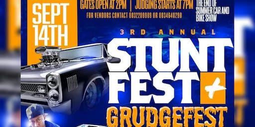 Stuntfest 2019 Silver Dragstrip