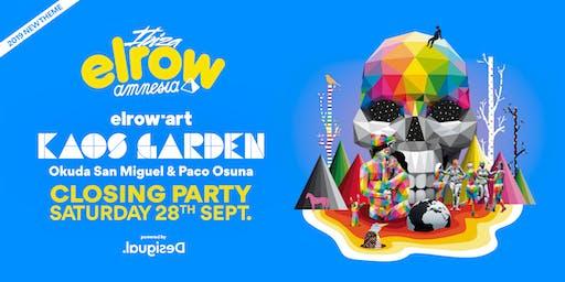 elrow Ibiza 28/9/19