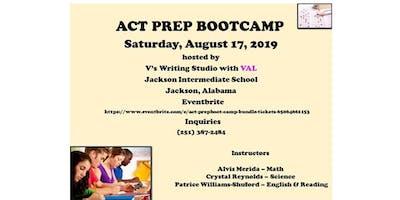 ACT Prep Boot Camp Bundle