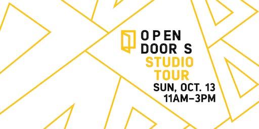 Open Doors Studio Tour