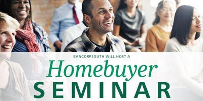 BancorpSouth Homebuyer Seminar - Boaz