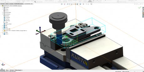 SOLIDWORKS CAM & CAMWorks  Workshop tickets