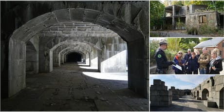 Behind-the-Scenes @ Fort Totten, 19th-Century Civil War Fortress tickets