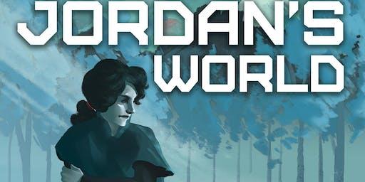Allen Steadham Jordan's World Book Signing Event