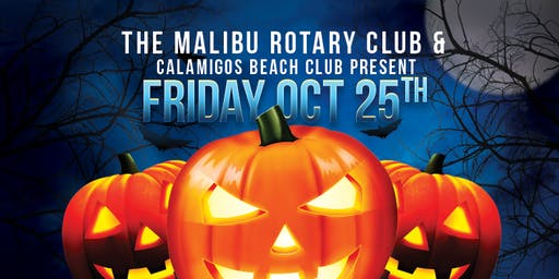The Malibu Rotary Club Halloween Event 2019