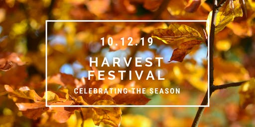 Harvest Festival at the Market