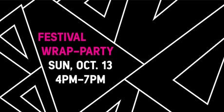 Newark Arts Festival Wrap-Party tickets