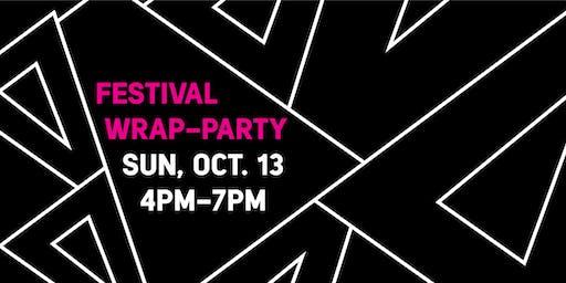 Newark Arts Festival Wrap-Party
