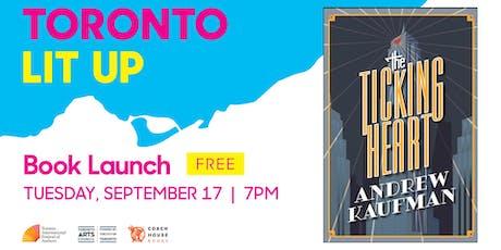 Toronto Lit Up: The Ticking Heart tickets