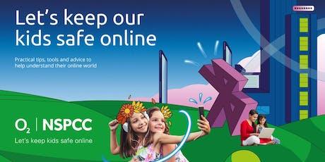 Free Online Safety Workshop  tickets