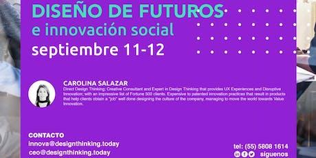 Diseno de Futuros e Innovación Social  boletos