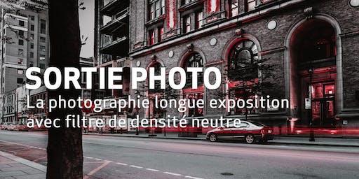 Sortie Photo // La photographie longue exposition avec filtre de densité neutre