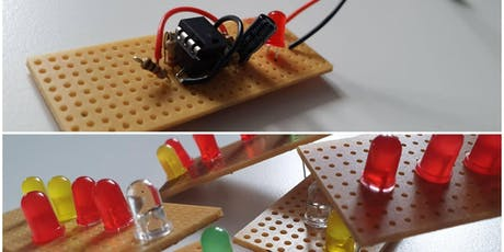 Basic Electronics and Soldering tickets