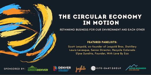The Circular Economy in Motion