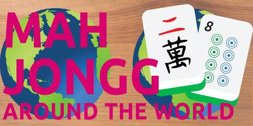 Mah Jongg Around the World with Gregg Swain