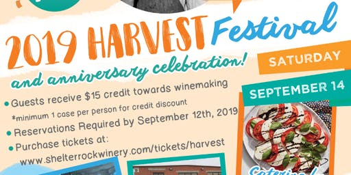 Winery Fall Harvest Festival