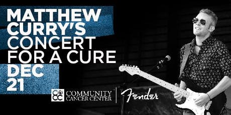 Matthew Curry's Concert for a Cure tickets