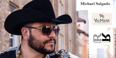 Michael Salgado at Freiheit Country Store  tickets
