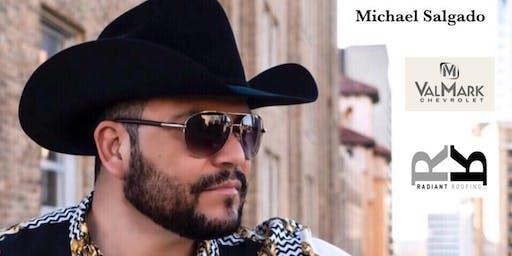Michael Salgado (full band) w/ Groupo Cielo