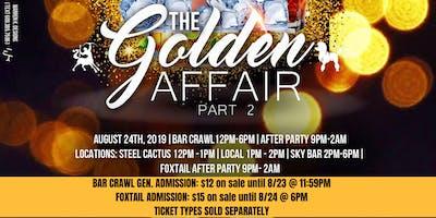 Golden Affair  - St. Jude's Bar Crawl