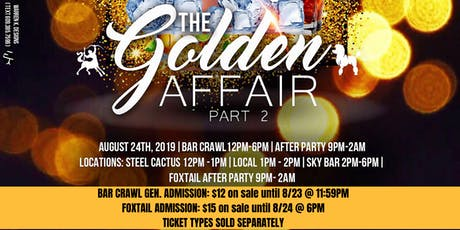 Golden Affair  - St. Jude's Bar Crawl tickets