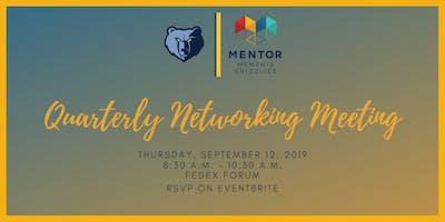 MENTOR Memphis Grizzlies September 2019 Quarterly Meeting