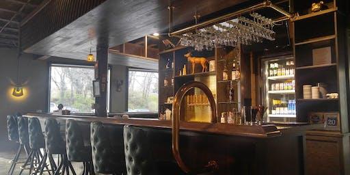 Nordic Dinner at Oskar's Slider Bar