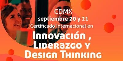 Certificado en Innovación Liderazgo y Design Thinking