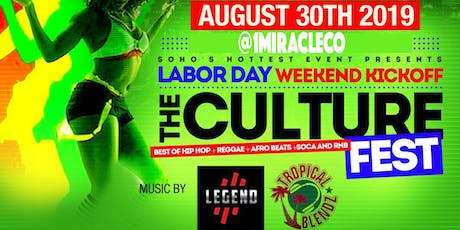 "1MIRACLECO GUEST LIST ""THE CULTURE FEST"" AT KATRA LOUNGE NYC  tickets"
