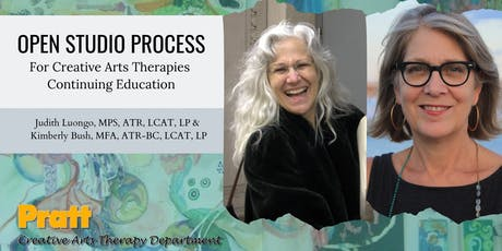 Open Studio Process for Creative Arts Therapies Continuing Education tickets