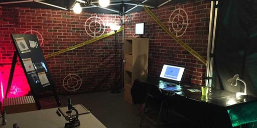 Forensic Science themed Escape Room