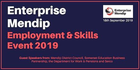 Enterprise Mendip Employment & Skills Event tickets