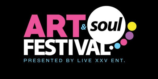 VENDORS WANTED: ART & SOUL FESTIVAL