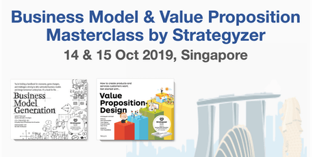 Business Model & Value Proposition Masterclass tickets
