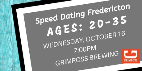 Speed Dating Fredericton - Ages: 20 - 35 tickets