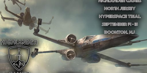 X-Wing Miniatures Hyperspace Trial - North Jersey Sat & Sun