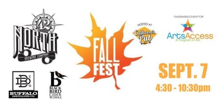 Fall Fest: A Fundraiser for Arts Access tickets