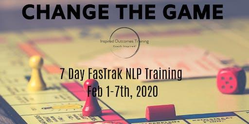 7 Day NLP Practitioner Training