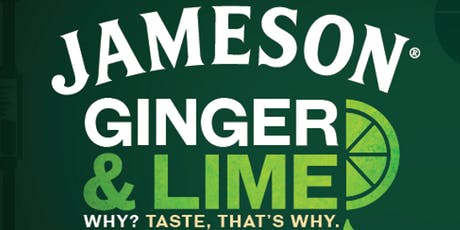 fEAST- Jameson Ginger & Lime tickets