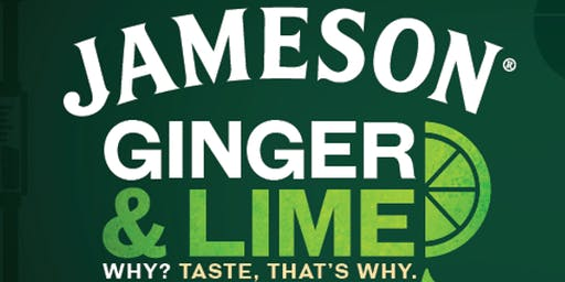 fEAST- Jameson Ginger & Lime