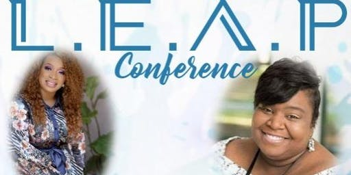 L.E.A.P Living Excited About Purpose Conference
