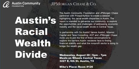 Austin's Racial Wealth Divide tickets