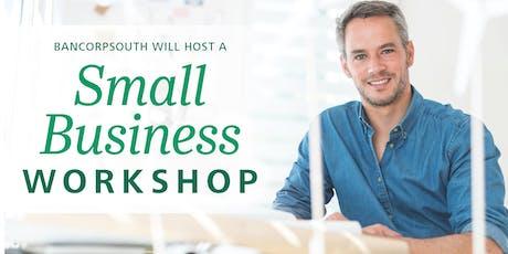 BancorpSouth Small Business Seminar - Pelham tickets