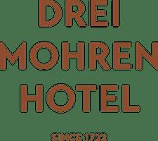 Drei Mohren Hotel logo