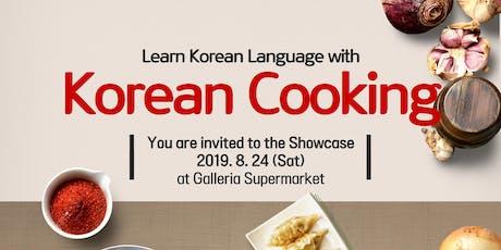 Learn Korean with Korean Cooking Showcase-York Mills tickets