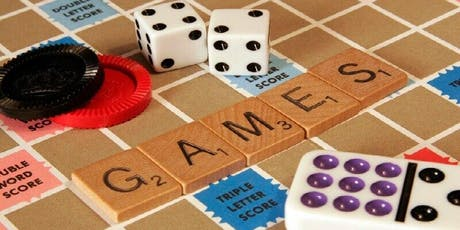 Family Board Game Day tickets