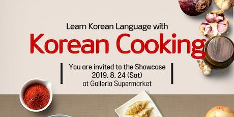Learn Korean with Korean Cooking Showcase-Oakville tickets